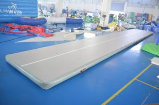 Drop Stitch Inflatable Air Tumble Track For Gymnastic Training