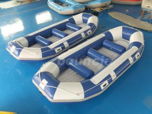 Commercial Grade Inflatable Rafting Boat, White Water Raft For River