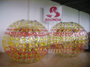 Bubble Soccer Ball / Inflatable Body Zorbing Ball For Kids Or Adult