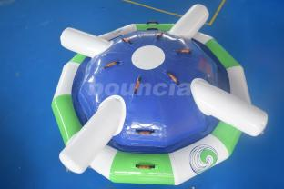 Water Park Inflatable Floating Saturn Rocker For Sale