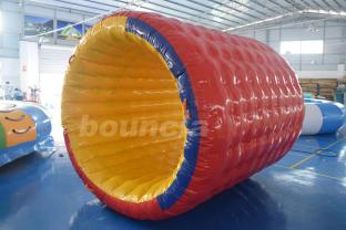 Commercial Grade PVC Tarpaulin Inflatable Aqua Roller For Sale