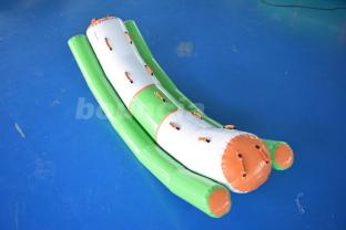 Single Tube Inflatable Water Seesaw For Sale
