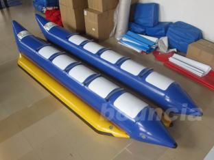 10 Persons Float Banana Boat With 2 Tubes For Ocean Or Lake