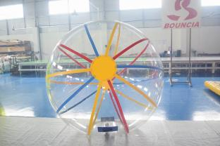 1.6m Diameter TPU & PVC Walk On Water Ball With CE Certificate