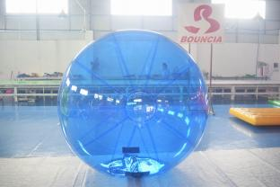 0.8mm Thick PVC Inflatable Water Rolling Ball For Water Games