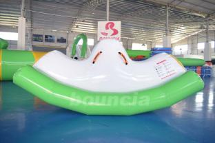 Inflatable Water Seesaw Made of Durable PVC Tarpaulin