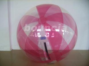 Inflatable Water Walking Ball With Reinforced Soft Handle For Water Games