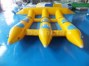 Towable Inflatable Fly Fish Boats For Adults