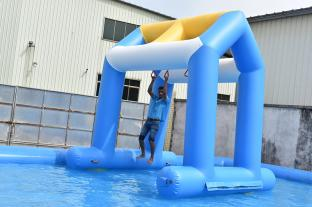 Bouncia Floating Water Park Equipment For Sea Or Lake