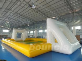 Durable Airtight Inflatble Soap Soccer Field
