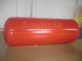 2.5m High Red Color Inflatable Tube , Inflatable Buoy For Sale
