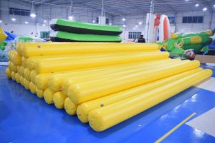 4.5m Long Inflatable Swim Buoy For Lake