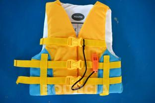 PVC Foam Life Vest / Life Jacket For Water Sports