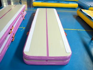 Tumble Track Inflatable Air Mats For Gymnastics With Factory Price