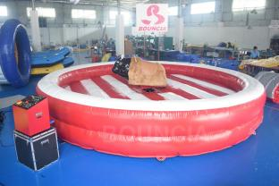 Inflatable Bull Riding Machine / Inflatable Mechanical Bull For Sale​