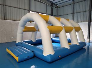 Bouncia Lake Inflatable Water Games For Kids and Adults