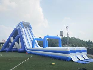 2020 New Air Constant Giant Slide For Land